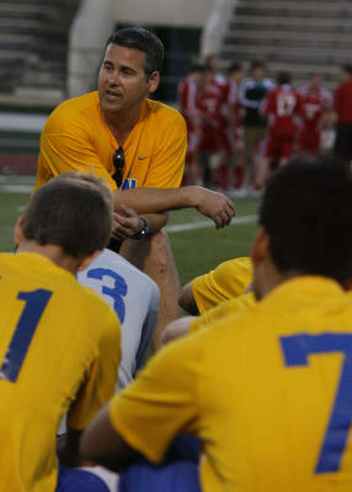 Klein Soccer Coach Keeps Winning Tradition Alive