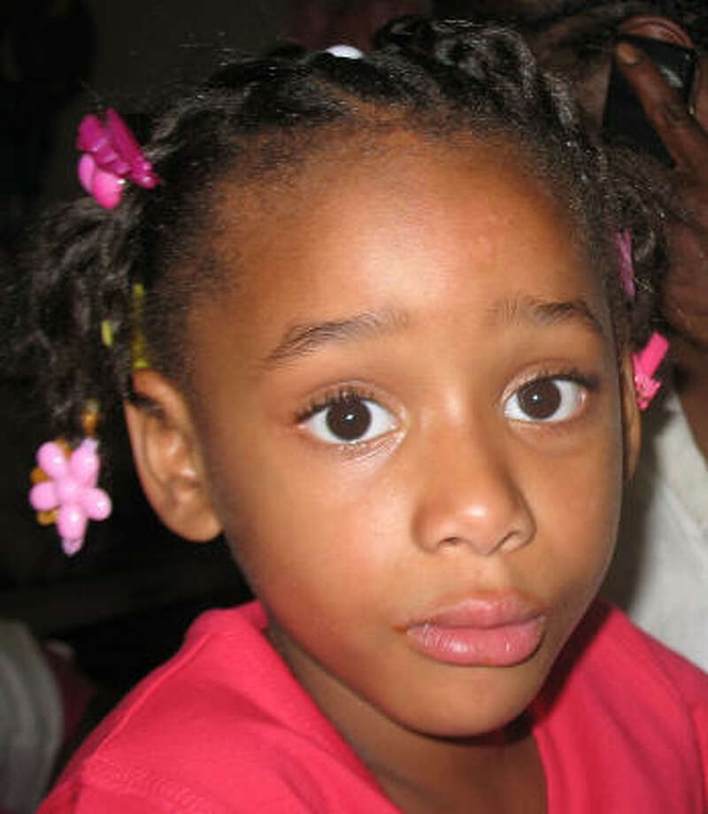 Five-year-old Brastaya Peace died on Sunday morning. Photo: Chronicle