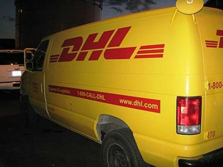 In March, 19 illegal immigrants were arrested in Campo after they tried to elude Border Patrol agents by traveling in a vehicle posing as a DHL delivery van.   Agents attempted to stop the van as it was traveling southbound on Buckman Springs Road at 6 p.m., an unusual time for a delivery service to operate in rural East County during a weekend. When the van stopped on the shoulder of the road, several occupants fled from the vehicle. After a brief search, agents were able to apprehend 19 male Mexican nationals. Photo: Border Patrol