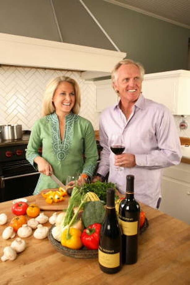 Thanks to her dad, golfer Greg Norman, Morgan-Leigh Norman grew up with an appreciation of good wine.