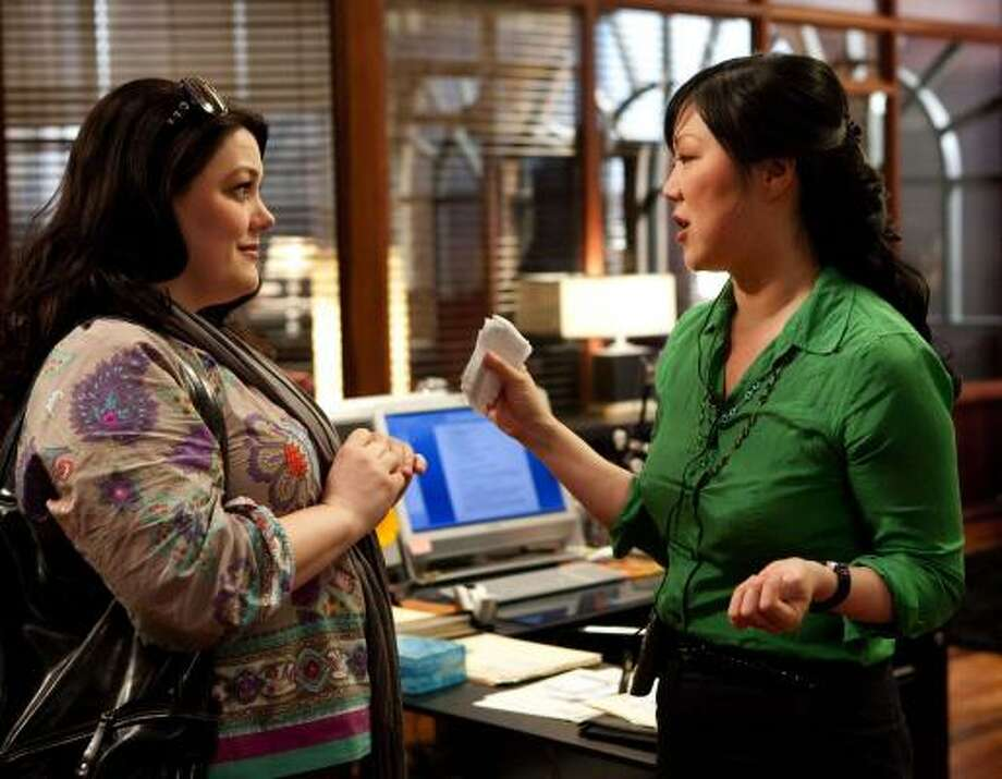 Lifetime's new comedic drama series, Drop Dead Diva, posts the network's highest premiere ratings across key demographics since 2007 debut of Army Wives. Photo: BOB MAHONEY, PR NEWSWIRE