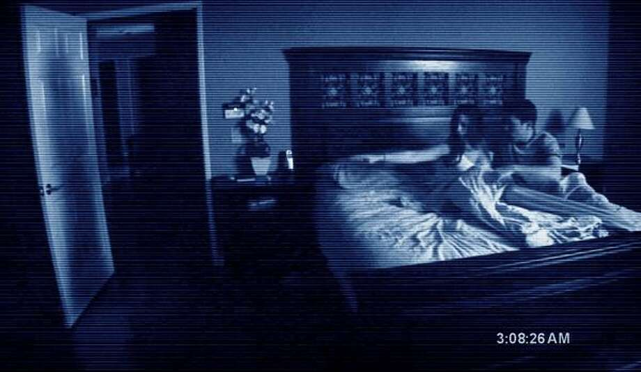 Paranormal Activity is No. 1 at the box office. Photo: Paramount Pictures