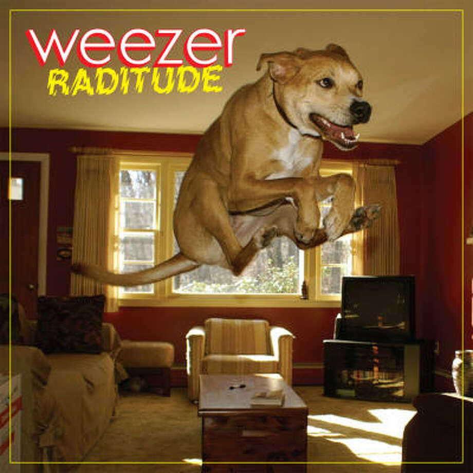 Sidney leaped to stardom on the cover of Weezer's Raditude. Photo: COURTESY PHOTO