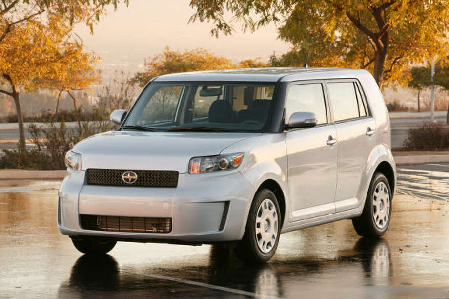 Scion's new-generation 2009 xB wagon is base priced at $15,750 with the five-speed manual transmission and $16,700 with the four-speed automatic. Photo: Wieck