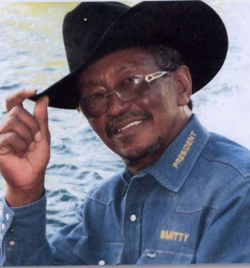Obituary Rodeo Trail Blazer Lorenzo Smitty Johnson