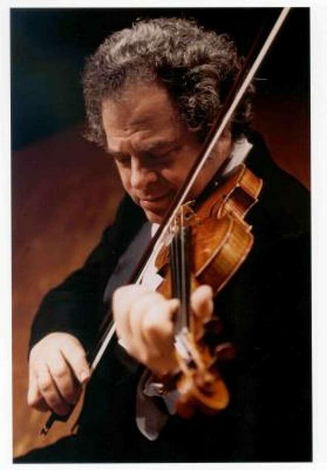 Itzhak Perlman performs in Houston tonight. Photo: The Grand 1894 Opera House