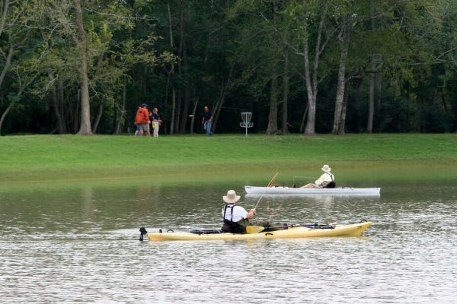 The choices are endless for fun-seeking Bridgeland residents, and include sailing, kayaking and paddleboats.
