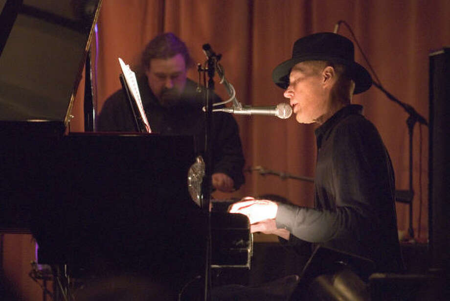 Houston-based musician Jandek will perform at 4 p.m. today at Rudyard's British Pub. Photo: Frank Mullen :, WireImage.com