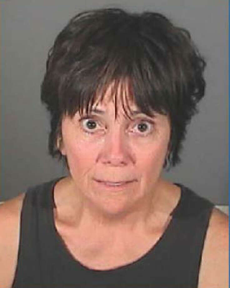 "This photo released by the El Segundo, Calif., Police Department shows actress Joyce DeWitt, who portrayed Janet on ""Three's Company,"" after she was arrested Saturday on the suspicion of driving under the influence of alcohol. Photo: Associated Press"