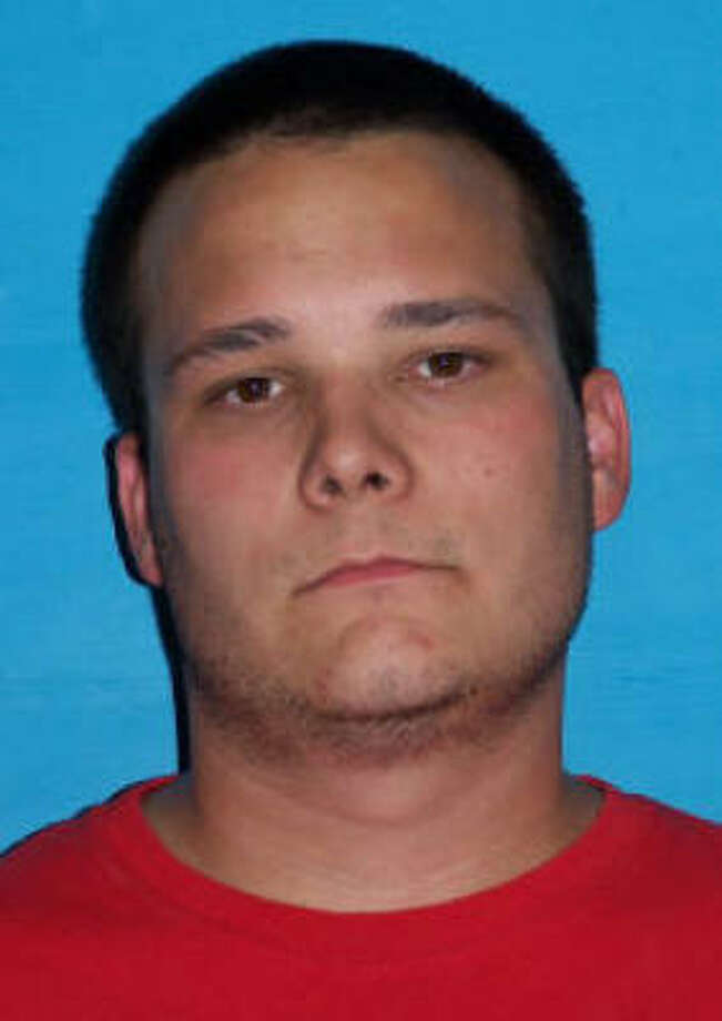 Police linked Brookside volunteer firefighter Dustin Drozd, 19, to the fire after hearing concerns from the Brookside fire chief. Photo: Pearland Police