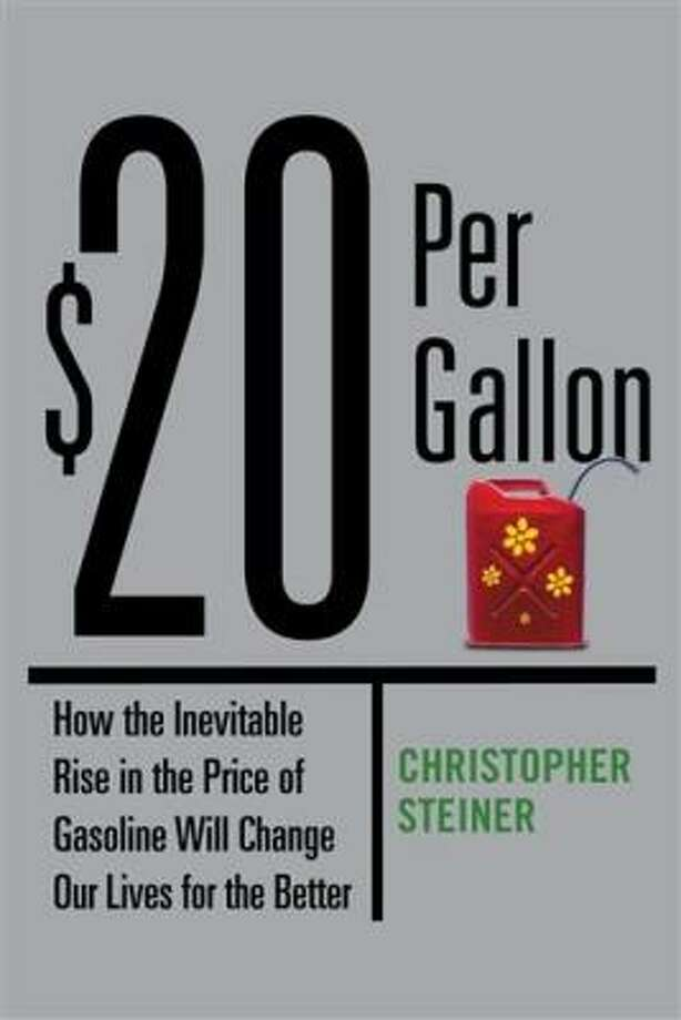 In his book, Christopher Steiner argues that airlines will stop flying when gas hits $8 a gallon. Photo: AP