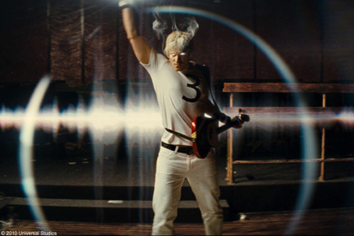 """Brandon Routh as Todd Ingram in """"Scott Pilgrim vs. the World."""""""