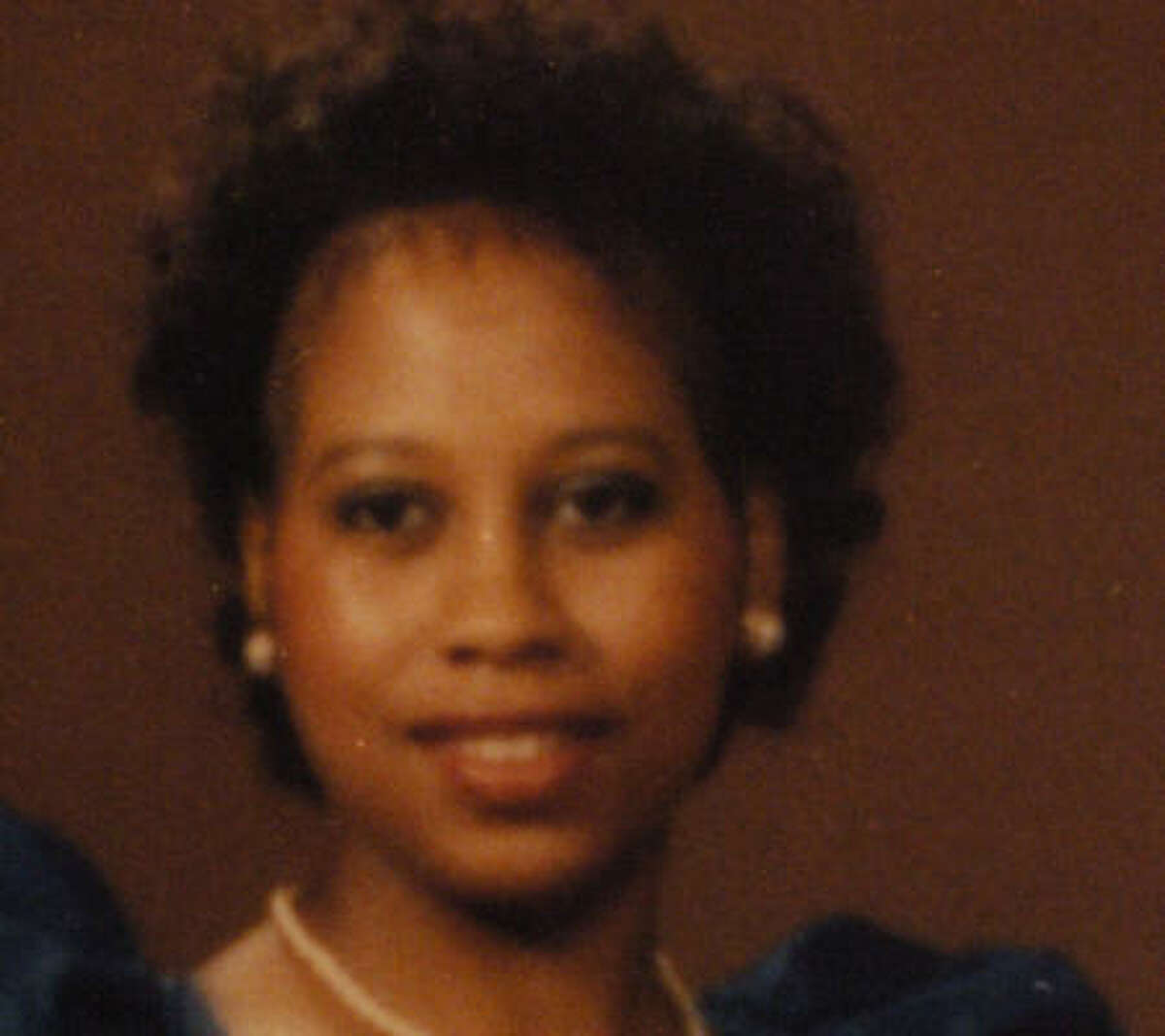 BEFORE THE SHOOTING: Carolyn Thomas was shot by Terrence Kelly, who was her boyfriend at the time.