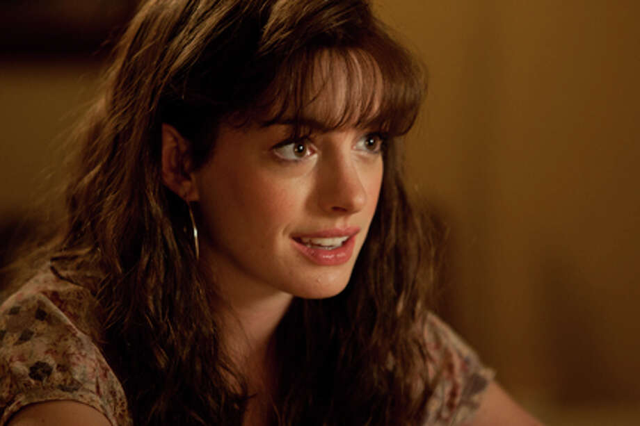 "Anne Hathaway as Emma in ""One Day."" Photo: Giles Keyte / 2011 Universal Pictures"