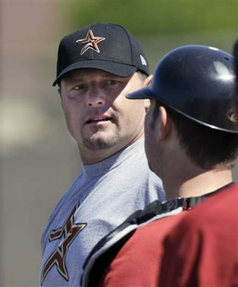 The country's leading doping lab is testing syringes and vials Roger Clemens' former personal trainer gave federal investigators to determine whether the items contain traces of performance-enhancing drugs. Photo: David J. Phillip, AP