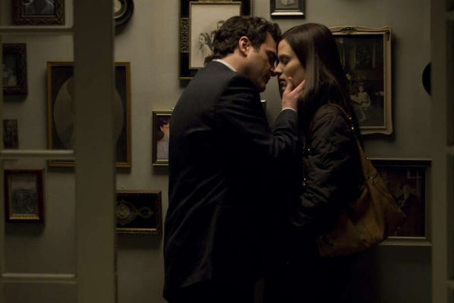 Joaquin Phoenix and Vinessa Shaw star in Two Lovers. Photo: Magnolia Pictures