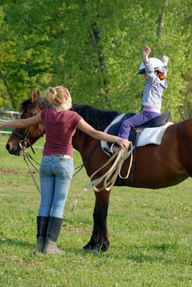 eQUINE INTEREST: Equestrian homesites allow up to three horses per property.