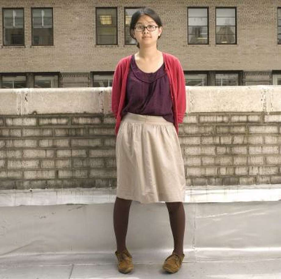 Charlyne Yi searches for the meaning of love, and if she'll ever find it, in the new comedy, Paper Heart. Photo: Jim Cooper :, Associated Press