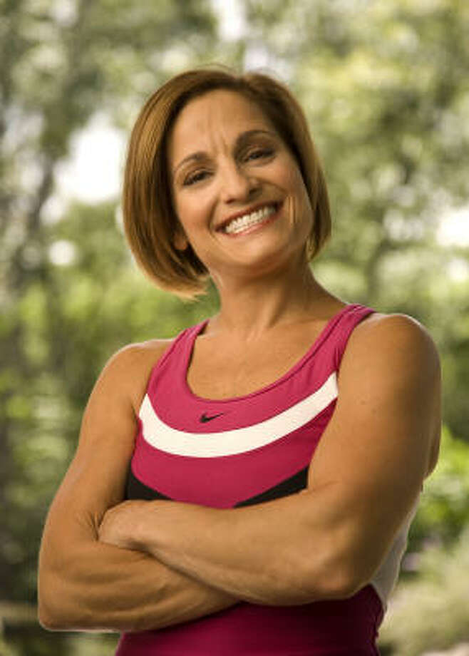 Olympic gold medalist Mary Lou Retton came to Texas from West Virginia in 1982 to train with Bela and Martha Karolyi at the Karolyi's ranch near New Waverly. Two years later, at the 1984 Los Angeles Olympics, she became the first U.S. woman to win the all-around gymnastics gold medal. Photo: Robert Seale, For The Chronicle