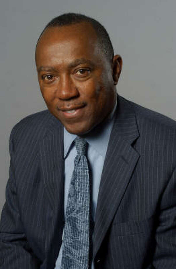 Rep. Sylvester Turner Photo: DEBORAH CANNON, AP