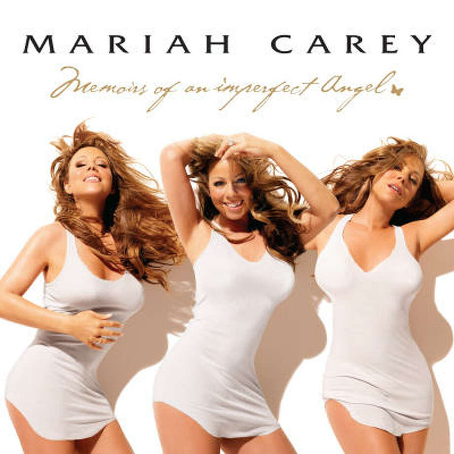 Mariah Carey's Memoirs of an Imperfect Angel is in stroes Sept. 29. Photo: Andy West, AP