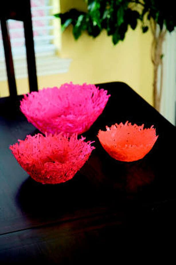 The Bird's Nest Bowl from Home, Paper, Scissors: Decorative Paper Accessories for the Home by Patricia Zapata is easy enough for kids. Photo: Patricia Zapata