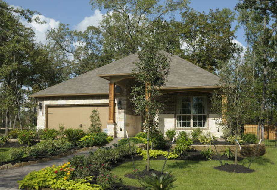NEW ADDITION: DR Horton is hosting an Open House this weekend in the neighborhoods of Hawkhurst and Golden Orchard in The Woodlands' new May Valley.
