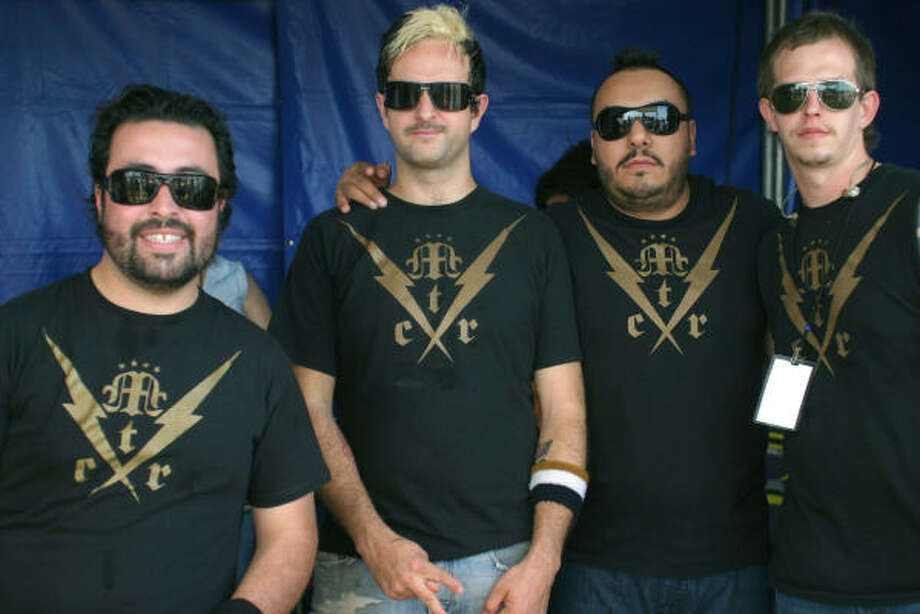 El grupo mexicano Molotov regresa a Houston el 1 de febrero al Studio 45. Photo: EFE