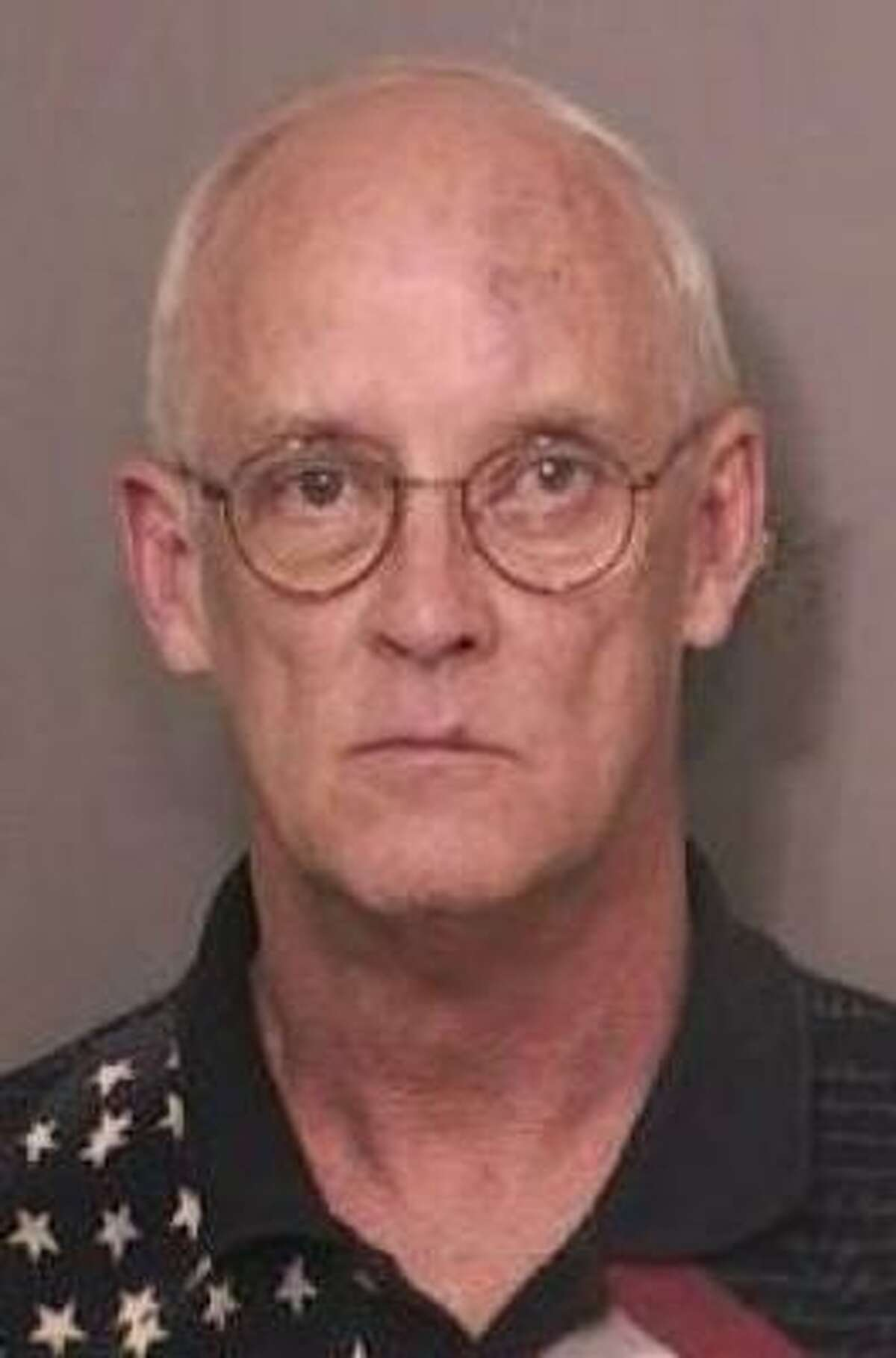 Robert Carroll Gillham, a former Gallery employee, is charged with arson, a first-degree felony.