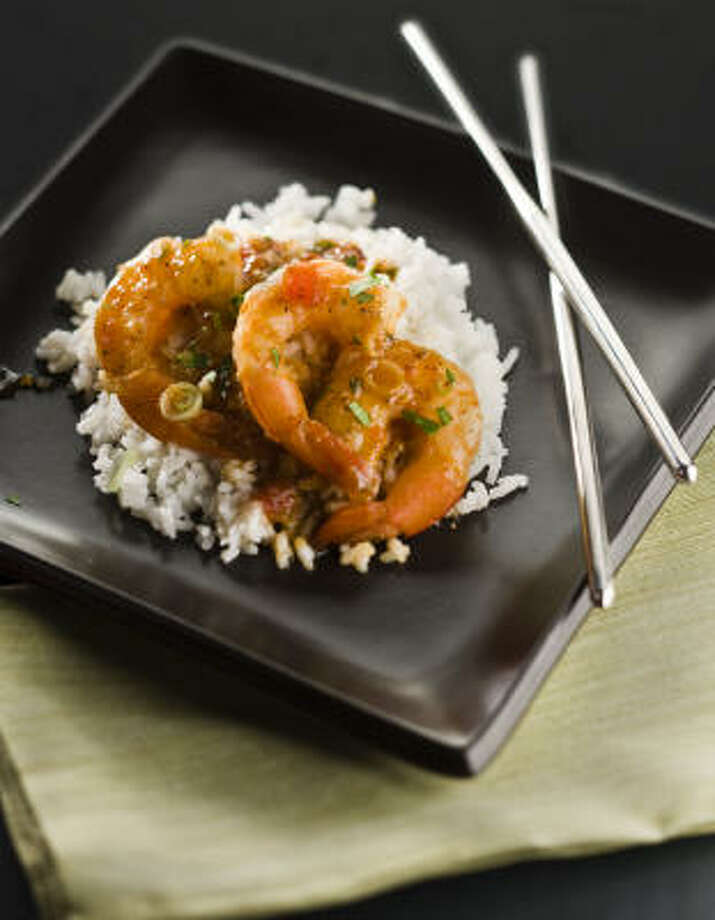 Shrimp is one of the safer types of seafood in terms of mercury content. Photo: Bill Hogan, Chicago Tribune