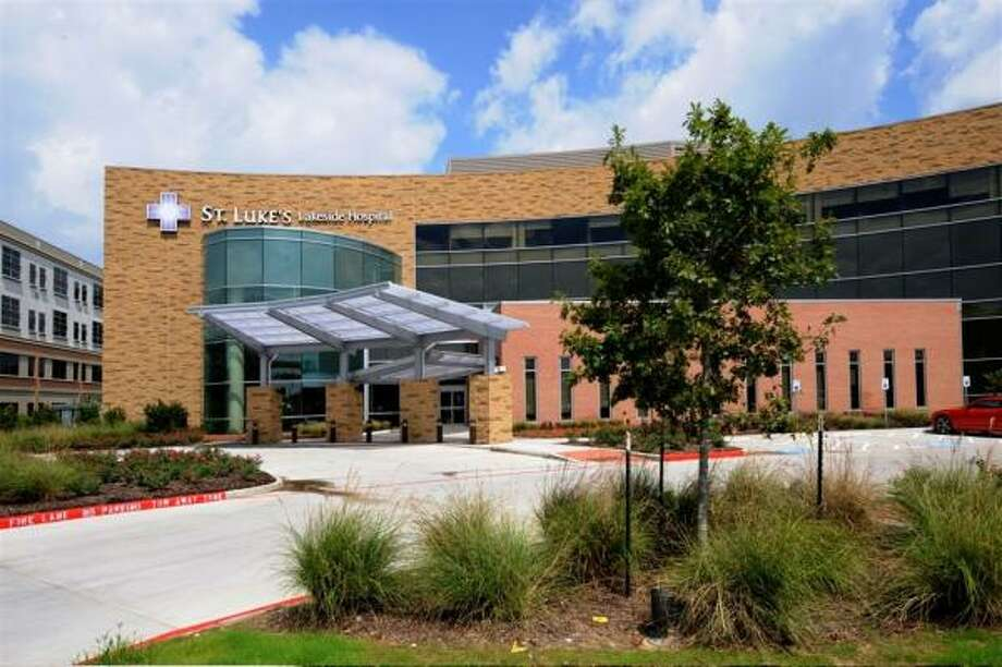 NEW FACILITY: St. Luke's Lakeside Hospital in The Woodlands has been open since September.