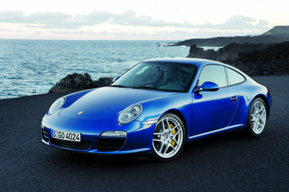 Porsche's 2009 Carrera, priced at $76,300, boasts improved powertrain efficiency and the option of a new quick-shifting double-clutch PDK transmission.