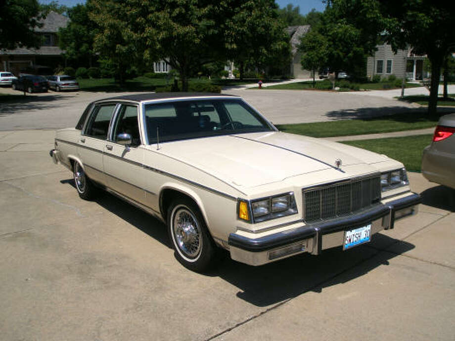 This 3,994-pound 1984 Buick Electra Park Avenue four-door sedan had a window sticker price of $17,177.60, including an optional 5.0-liter V-8.  After some negotiating, a price in the $15,000 range was agreed upon.This 3,994-pound 1984 Buick Electra Park Avenue four-door sedan had a window sticker price of $17,177.60, including an optional 5.0-liter V-8.  After some negotiating, a price in the $15,000 range was agreed upon.