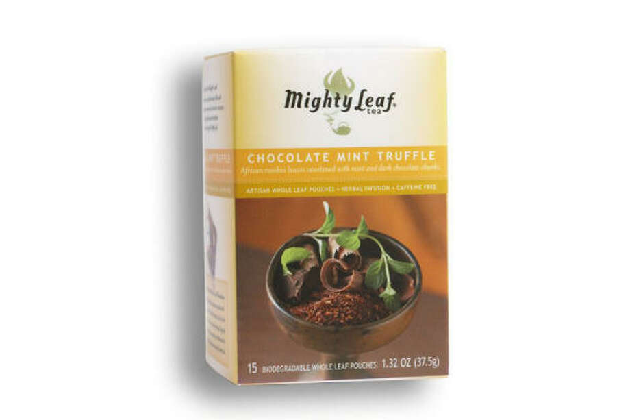 Mighty Leaf's Chocolate Mint Truffle tea Photo: PHOTOWIRESPEED1NG
