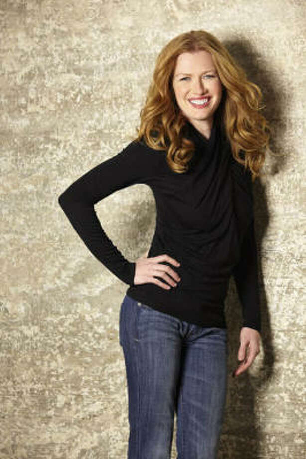 Now that Kathy's dead, Mireille Enos will focus only on Jodean. Photo: John Russo