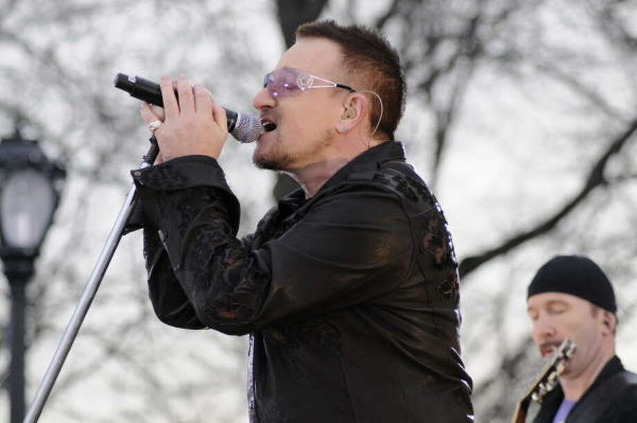 Tickets for Bono and Co. go on sale April 20. Photo: Handout, Getty Images