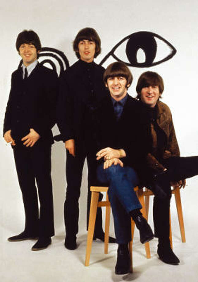 The Beatles reeleased Rubber Soul in 1965. Photo: Handout, Apple Corps Ltd