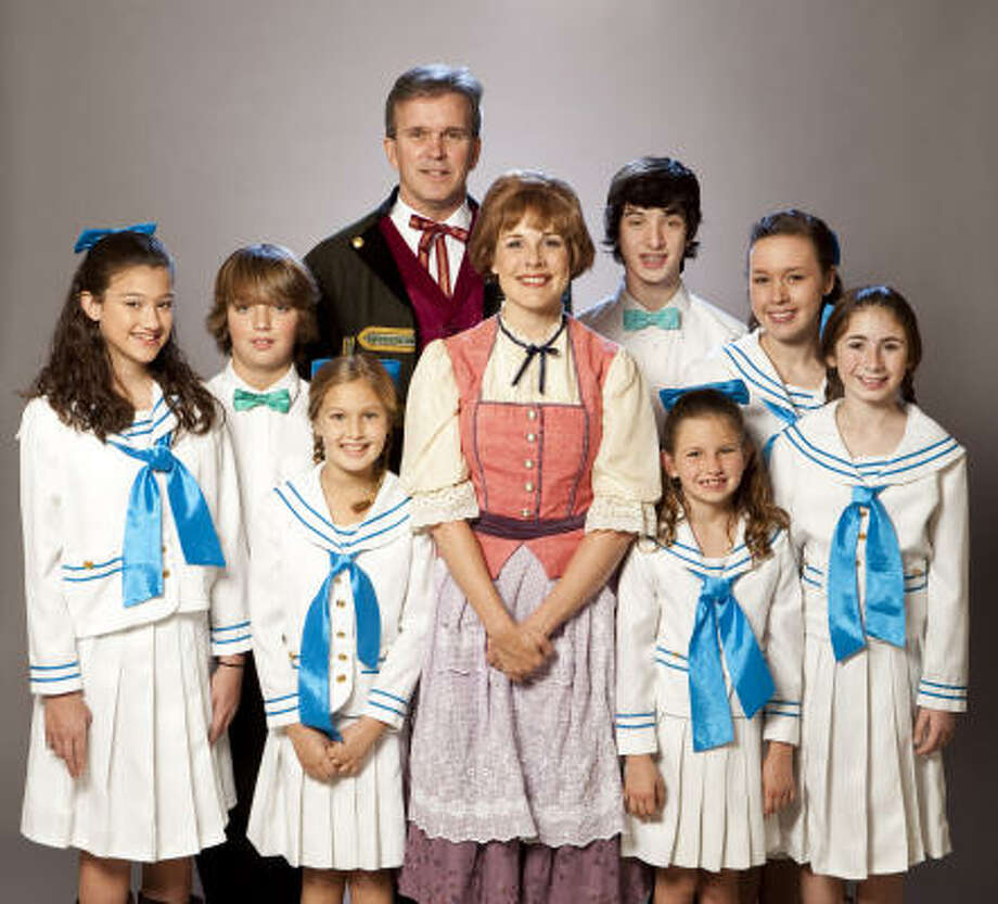 Although it's never been a favorite of critics, The Sound of Music is still a hit among audiences. Photo: Bruce Bennett