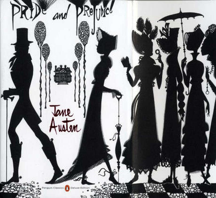 Jane Austen's Pride and Prejudice Photo: Penguin Book Literature