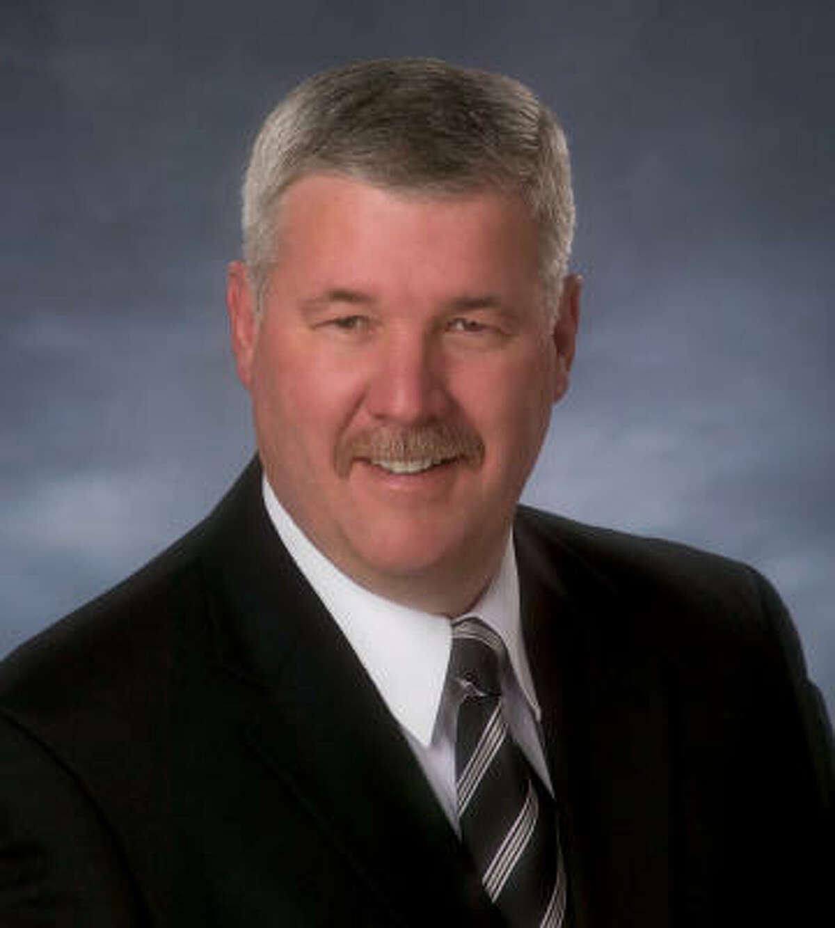 Hank Gilbert, 49, is a Tyler-area rancher.