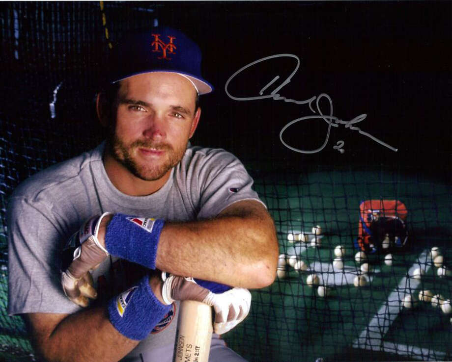 Retired New York Mets third baseman Howard Johnson will be signing autographs at Legends of the Game Sunday from noon to 3 p.m. Legends of the Game is located at 1765 Post Road East in the Westfair Shopping Center. Photo: Contributed Photo