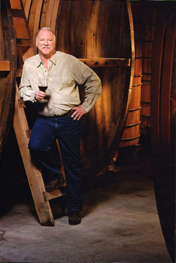 """Gallo loves Mike Martini's wine — as they should — and they have no problems selling every bit of it. """"It's about their marketing and my style, Martini said. """"They didn't want me to be another Gallo."""" Photo: ALL"""