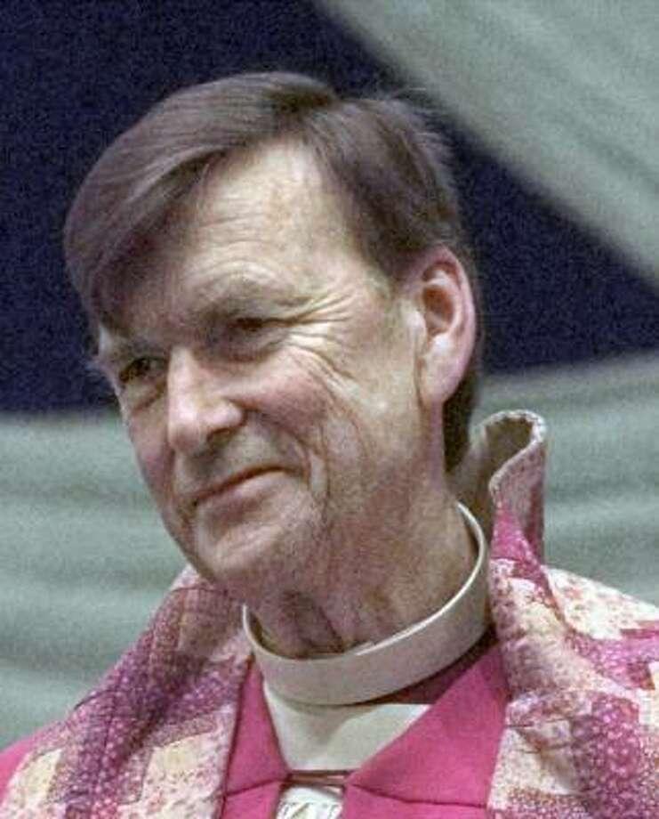 Retired Episcopal bishop John Shelby Spong. Photo: MIKE DERER, ASSOCIATED PRESS