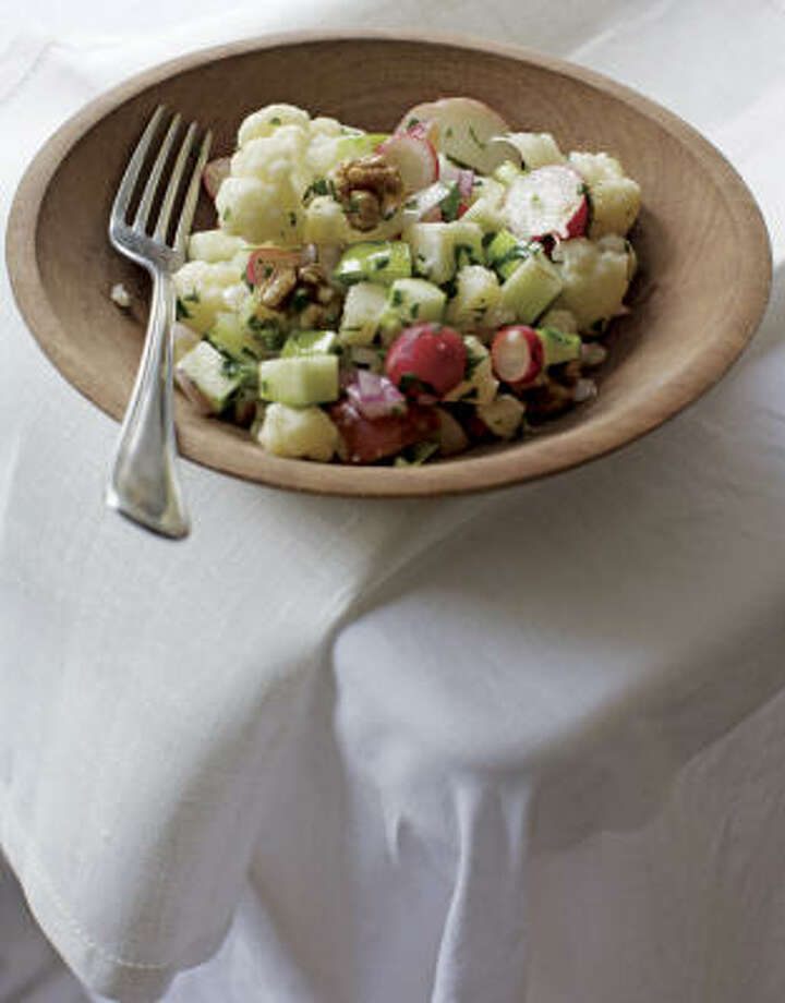 Country Salad Photo: Knopf