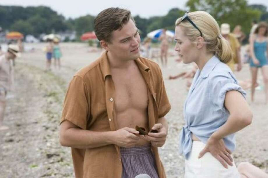 Leonardo DiCaprio and Kate Winslet star in Revolutionary Road. Photo: DreamWorks