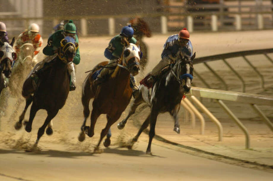 Delta Downs Racetrack Casino Hotel in Vinton, La., offers both quarter horse and Thoroughbred race seasons. Photo: Boyd Gaming Corp.