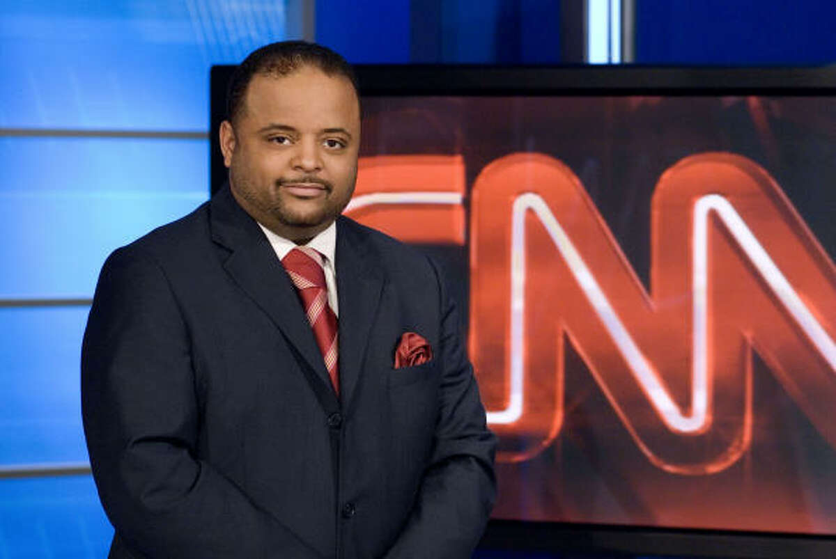 """""""If you put me in a box, I will kill you to try to get out of it,"""" says Roland Martin, CNN analyst and journalist."""