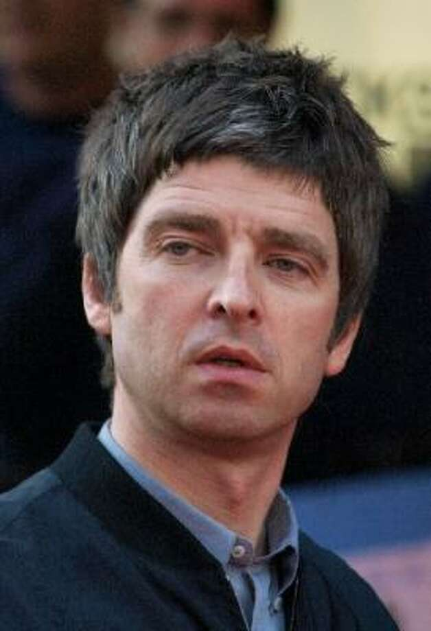 """In a statement on the band's official Web site, Noel Gallagher wrote: """"It's with some sadness and great relief to tell you that I quit Oasis tonight. Photo: Getty Images"""