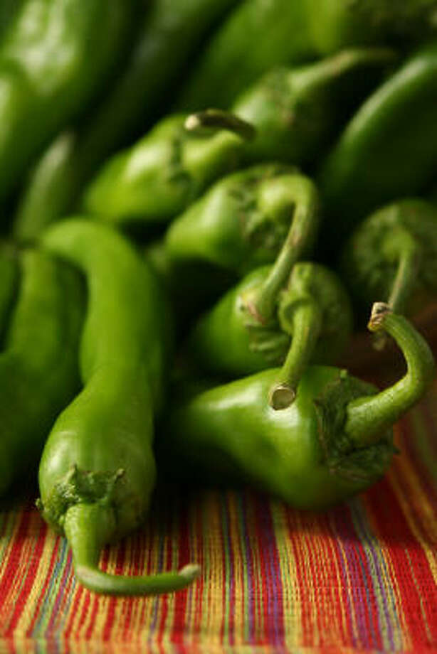 Santa Fe, N.M., will celebrate chilies and wines this month. Photo: Mayra Beltran, Chronicle
