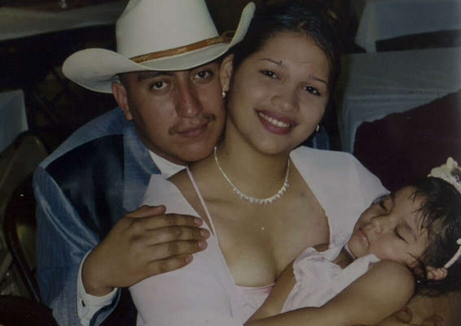 Jose Perez was enjoying a night out with his wife, Norma, in 2006 when hitmen with a Mexican drug cartel mistook him for a rival trafficker and gunned him down. Photo: Family Photo